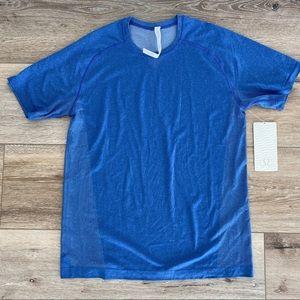 Lululemon blue tshirt NWT
